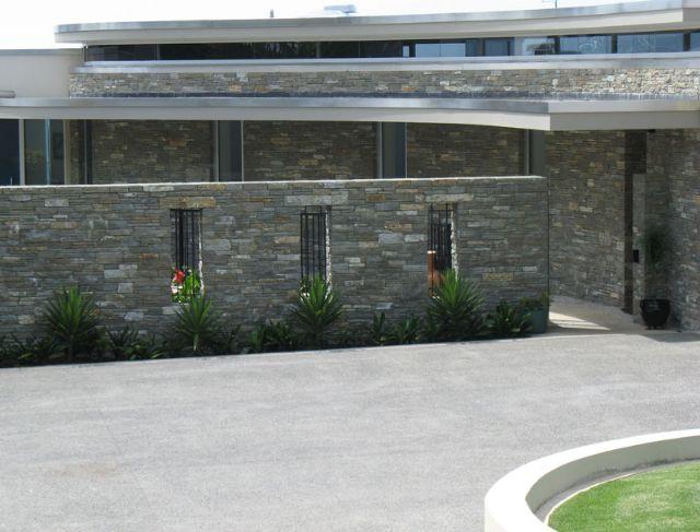 Boundary Walls Auckland Stonemasons Stone Walls Rock