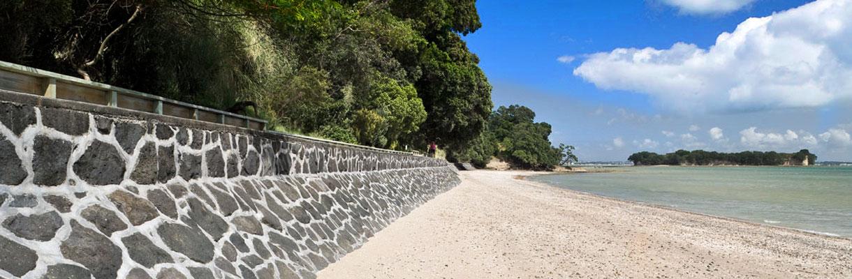 Home - Auckland Stonemasons, Stone walls, Rock walls, Stone Masonry