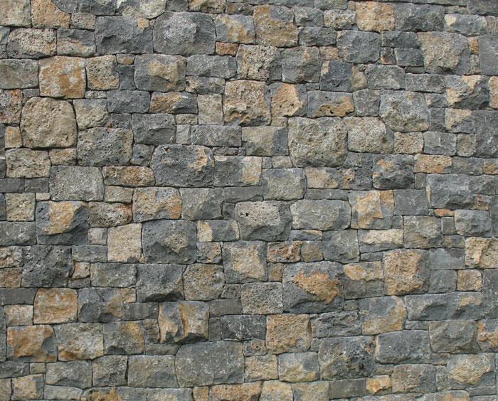Basalt Stone Wall : Basalt crust auckland stonemasons stone walls rock